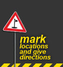 Mark locations mo