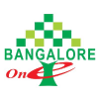 Bangalore one logo